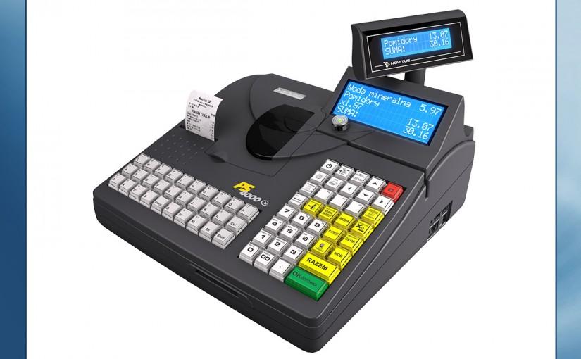 Kasa fiskalna Novitus PS 4000 E