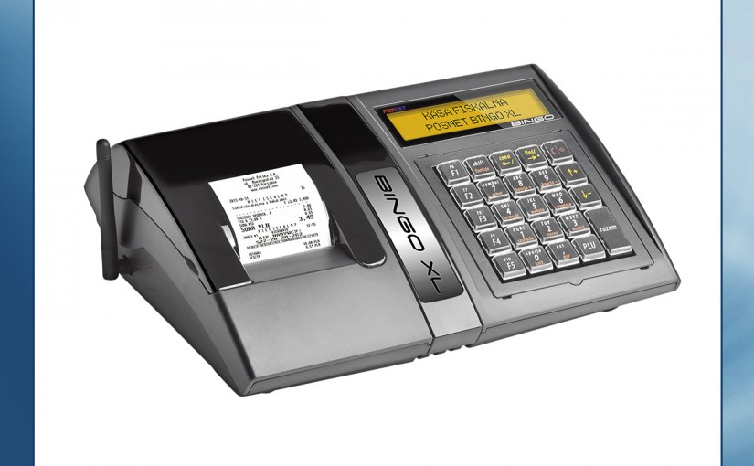 Posnet Bingo XL - kasa fiskalna
