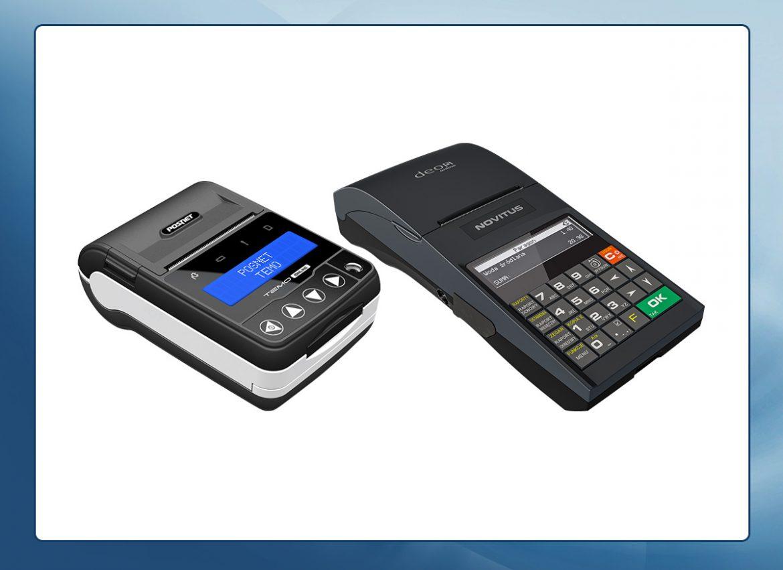 Mobilne drukarki fiskalne online